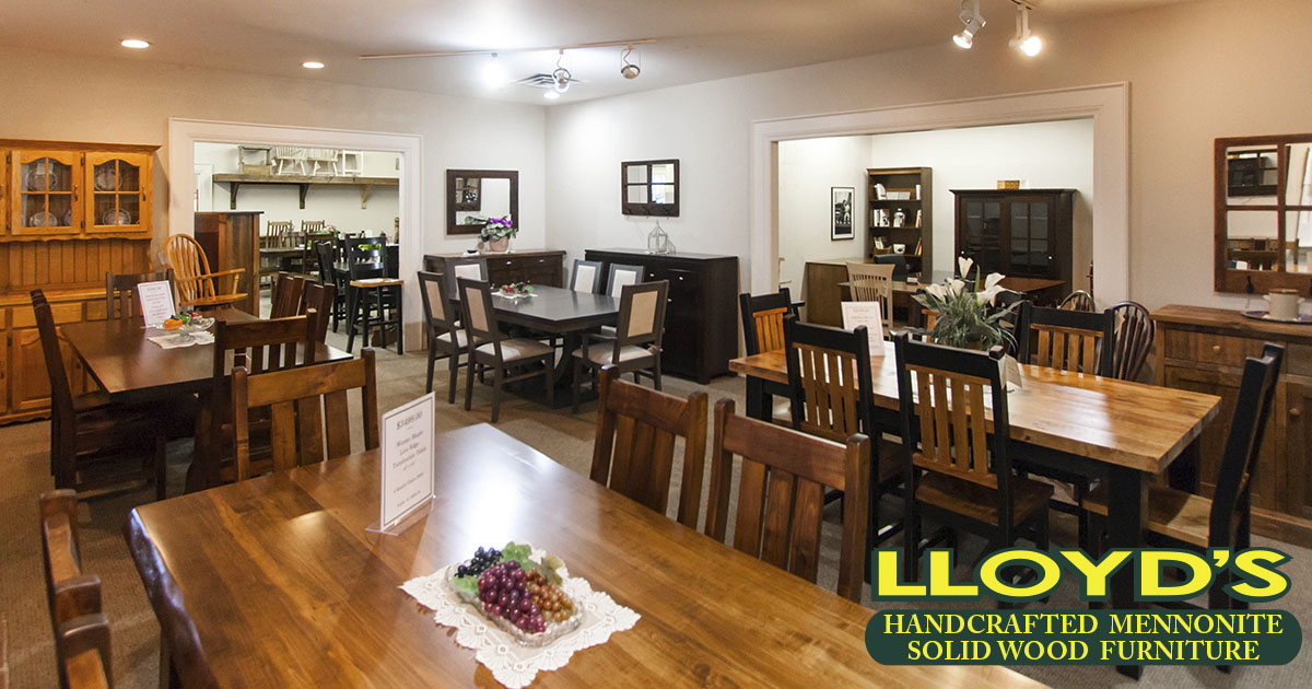 Sensational Lloyds Mennonite Furniture Gallery Solid Wood Mennonite Beutiful Home Inspiration Aditmahrainfo