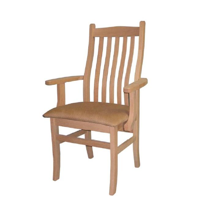 Mini Contour Mission Arm Chair Lloyd 39 S Mennonite Furniture Gallery Solid Wood Mennonite