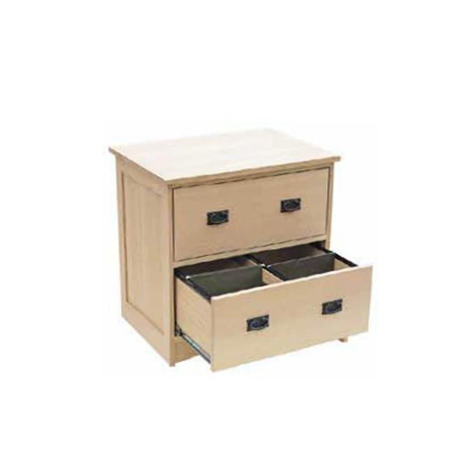 Mission 2 Drawer File Cabinet Lloyd 39 S Mennonite Furniture Gallery Solid Wood Mennonite