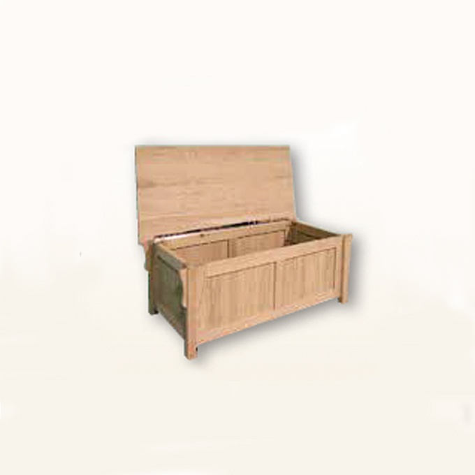 Mission Blanket Box Lloyd 39 S Mennonite Furniture Gallery Solid Wood Mennonite Furniture Dining